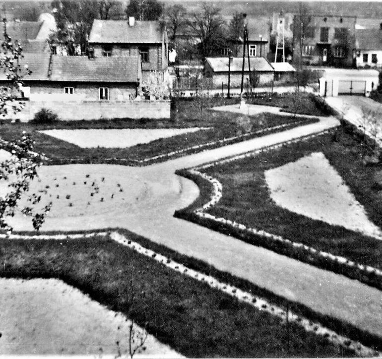 Szkoła dawniej – szkoła i okolice